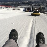 soldier hollow snow tubing hill