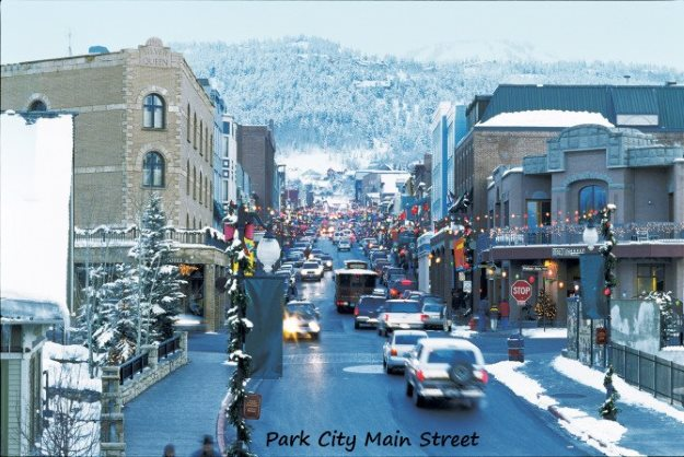 Park City Main Street Restaurants