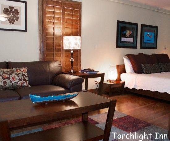 Torchlight Inn Park City Bed and Breakfast